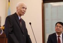 """Giáo sư Trần Hữu Phát: """"Người đặc biệt"""" của ngành hạt nhân"""