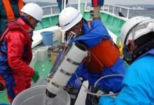 Quan trắc phóng xạ trên đất liền và biển tại Fukushima