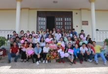 Viện Nghiên cứu hạt nhân tổ chức Hội thao chào mừng kỷ niệm 90 năm Ngày thành lập Hội Liên hiệp Phụ nữ Việt Nam (20/10/1930 - 20/10/2020)