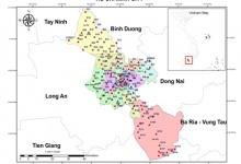 Đánh giá Phóng xạ môi trường trong đất bề mặt tại  Thành phố Hồ Chí Minh