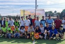 Viện Nghiên cứu hạt nhân tổ chức giải bóng đá truyền thống lần thứ XI -Năm 2021
